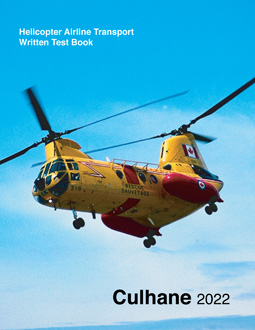 6dbabcd386e Helicopter Airline Transport Written Test Book