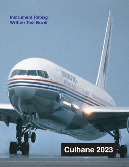 Instrument Rating Written Test Book